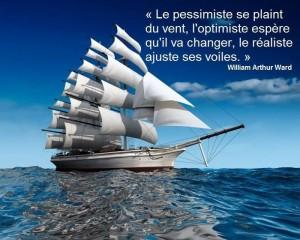 ajuster ses voiles